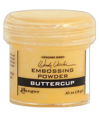 Buttercup - Embossing Powder