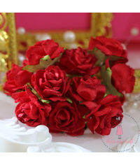 Wild Rose - Red