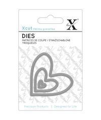 Nesting Hearts - Die