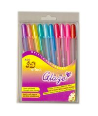 SAKURA GELLY ROLL GLAZE SET OF 10 PENS