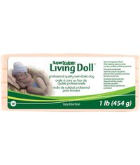 Baby - Living Doll Clay