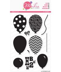 Balloons - Stamp