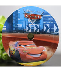 PRINTED RIBBON - CARS PIXAR