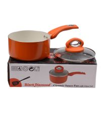 Black diamond - Ceramic Induction based Sauce Pan