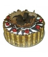 5 Star Blackforest  Cake