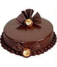 5 Star Chocolate Truffle Cake