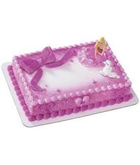 Doll Cake Flat