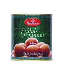 1 Box of Gulabjamun