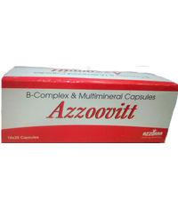 Azzoovit 1 X 10 Strips Azzurra