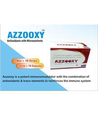 Azzooxy 1 X10 Strips Azzurra