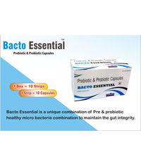 Bacto Essential 1 X10 Strips Azzurra