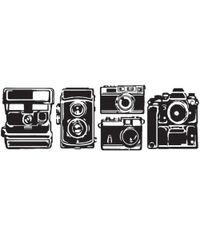 Deco Stamp Roller - Camera