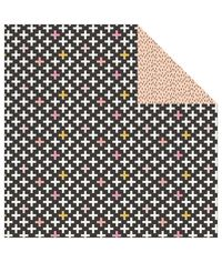 Bella Rouge Double-Sided Cardstock 12