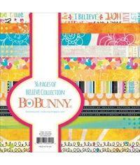 BoBunny Paper Pad 6