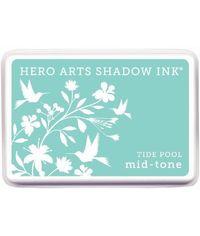 Hero Arts Midtone Ink Pads - Pool