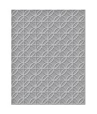 Spellbinders Embossing Folder Small - Circles & Diamonds