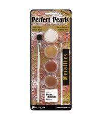 Perfect Pearls Pigment Powder Kit - Metallics