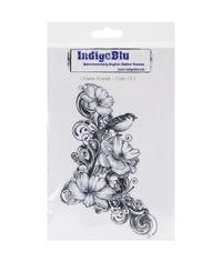 IndigoBlu Cling Mounted Stamp 7