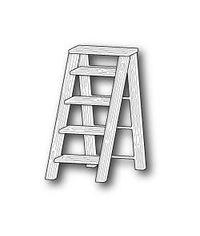 Memory Box Poppystamp Die - Garden Step Ladder