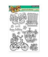 Penny Black - Clear Stamp - Touch Of Whimsy