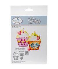 Elizabeth Craft Metal Die - Cupcakes