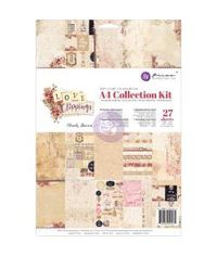 Prima Marketing Collection Kit A4 - Frank Garcia Love Clippings