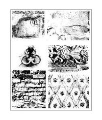 Finnabair Cling Stamps 6