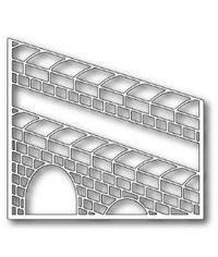 Memory Box Poppystamp Die - Stone Bridge Perspective
