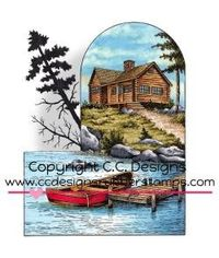DoveArt Cling Stamp 3.5