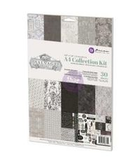 Prima Marketing Collection Kit A4 - Salvage District