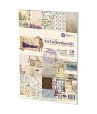 Prima Marketing Collection Kit A4 - French Riviera