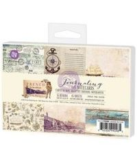 French Riviera Journaling Cards 4