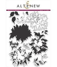 Altenew - Majestic Bloom Clear Stamp