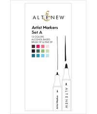 Artist Markers Set A