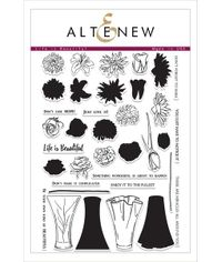 Altenew - Life is Beautiful Stamp Set
