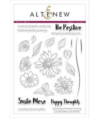 Altenew - Smile More Stamp Set