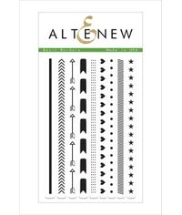 Altenew - Basic Borders Stamp Set