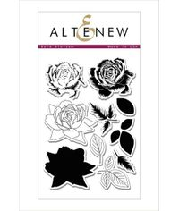 Altenew - Bold Blossom Stamp Set