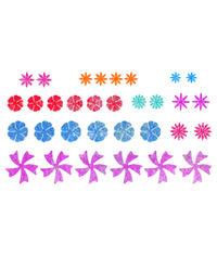 Cheery Lynn Designs- Tiny Flower Kit 32 Piece Die Set