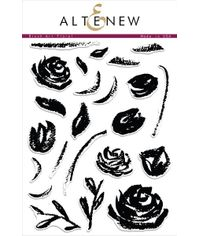 Altenew - Brush Art Floral