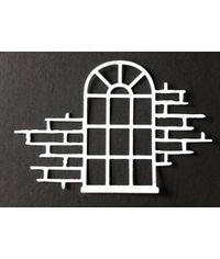 Kraftzone - Premium Die Cutouts - Pattern #371 (5 pcs)