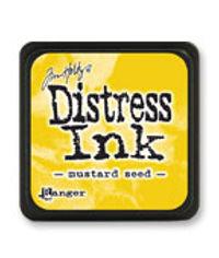 Mini Distress Pad - Mustard Seed
