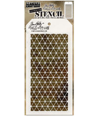 Tim Holtz Layering Stencil - Diamonds