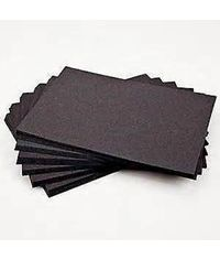 Victorian Craft - Premium Cardstock Black (1000 gsm) - Pack of 10  size A4