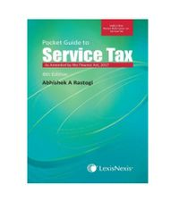 Pocket Guide to Service Tax - As amended by the Finance Act, 2017