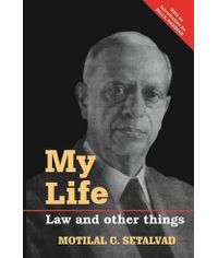 My Life - Law and other things (Reprint)
