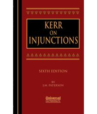 On Injunctions, 6th Edn., (Indian Economy Reprint)