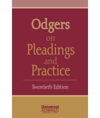 Pleadings and Practice, 20th Edn. (Indian Economy Reprint)
