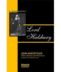 Lord Halsbury  A Biography, (Fourth Indian Reprint)