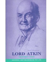 Lord Atkin  A Biography, (Indian Economy Reprint)